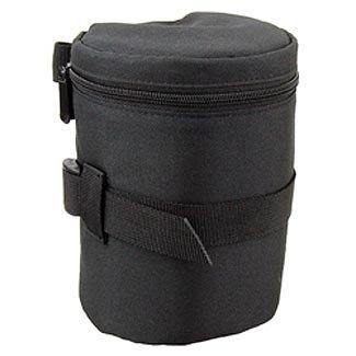 (Promaster Deluxe Lens Case - LC-4, Black)