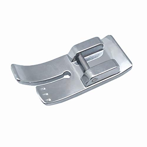 YEQIN Straight Stitch Sewing Machine Presser Foot Fit Many Low Shank Snap-On Singer,Brother, Babylock, Viking (Husky Series),Euro-Pro,Janome,Kenmore,White,Juki,Bernina (Bernette Series),New Home,Necch -  US-SEW-160