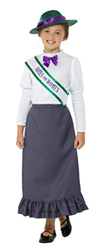 Smiffy Victorian Suffragette Child Costume-Medium]()