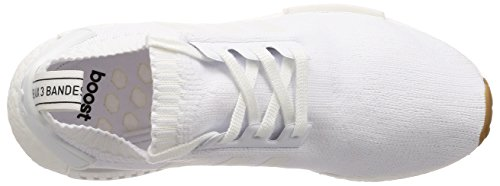 Fitness adidas da Uomo Bianco PK Scarpe r1 NMD wqInSxq4rX