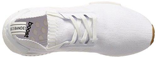 NMD Bianco adidas Scarpe PK Uomo r1 Fitness da 7qPqdaw