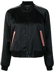 Saint Laurent Women S 571613y827u1052 Black Wool Jacket