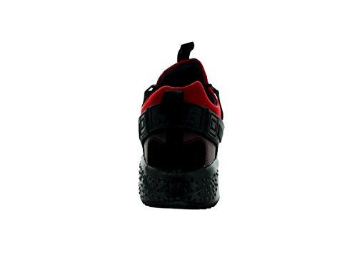 Nike Air Huarache Utility, Scarpe da Corsa Uomo Multicolore (Rojo / Negro (Gym Red/Black))