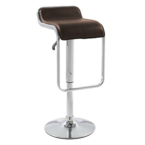 31QptDFWmuL - Fine Mod Imports FMI2124Red Flat Bar Stool,Red