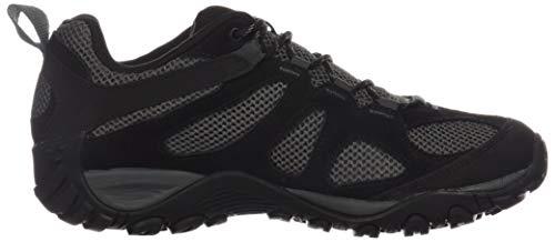 Yokota 2 Hommes J46547 Baskets Black de Randonnée pour J46547 Marche Granite de Chaussures Merrell AafdSnZfx