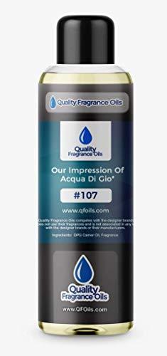 Quality Fragrance Oils' Impression of Acqua Di Gio for Men ()