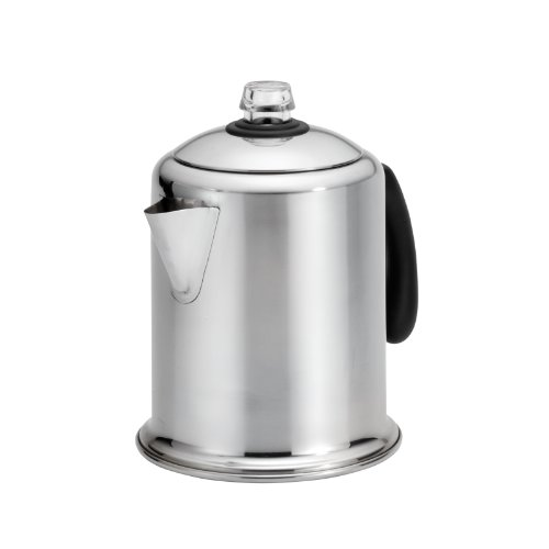 Farberware 5 Cup Coffee Maker Filter Size : Farberware Classic Stainless Steel Yosemite 8-Cup Coffee - Import It All
