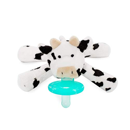 WubbaNub Infant Pacifier - Baby Cow by WubbaNub (Image #1)