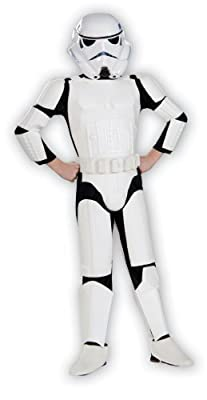 Star Wars Classic Deluxe Stormtrooper Child Costume