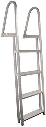 Extreme Max 3005.3380 4-Step Pontoon/Dock Ladder
