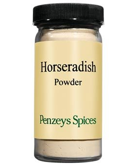 Horseradish Powder (Horseradish Powder By Penzeys Spices 2.0 oz 1/2 cup jar)
