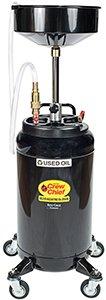 Crew Chief 25-Gallon Self-Evacuating Anti-Freeze Drain, Model# (Self Evacuating Oil Drain)