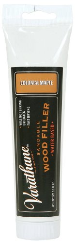 Varathane 215210 Wood Filler, 3.5 oz, Colonial (Maple Wood Putty)