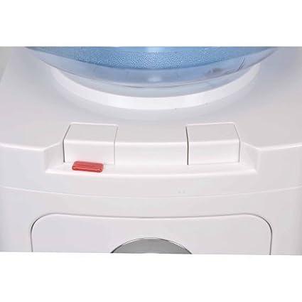 Hamilton Beach TT-1 - 5 W mesa dispensador de agua con caliente y fría temperaturas, color blanco: Amazon.es: Bricolaje y herramientas