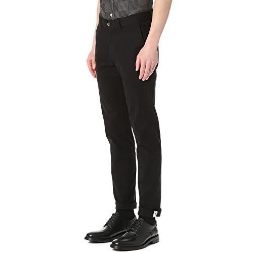 Ben Sherman Mens Whitton Flat Front Suit Separate Pant