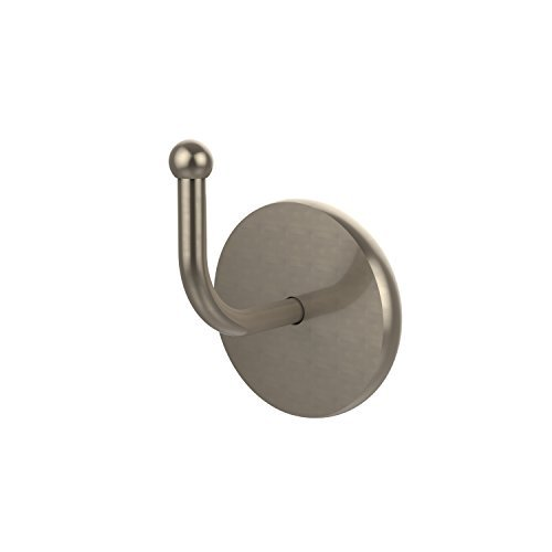 Allied Brass 1020-PEW Skyline Collection Utility Robe Hook, Antique Pewter by Allied Brass (Allied Utility Hook)