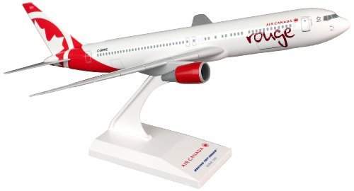 Daron Skymarks Air Canada Rouge 767 300 Model Kit  1 200 Scale