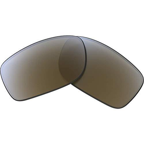 Oakley Fives 3.0 16-433 Iridium Rimless Sunglasses,Multi Frame/Titanium Lens,One Size ()