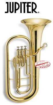 Jupiter Standard Bb Baritone Horn 462L
