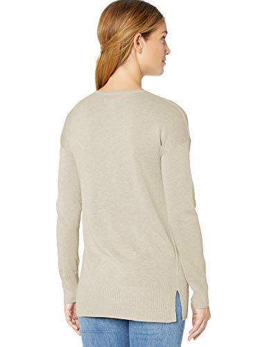 e19050e4ba5b Amazon Essentials Women s Lightweight V-Neck Tunic Sweater
