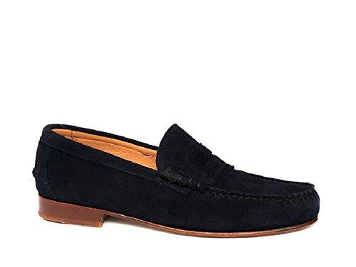 de Modelo Cuero Marino Castellano Año Suela Hombre 1920 1900 Zapato Antifaz Ante 4RRqUw