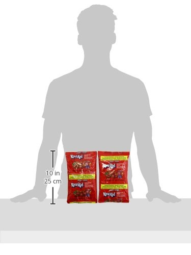Amazon.com : Kool-Aid Cherry Mix, 2 gal. pack, Pack of 15 : Powdered Drink Mixes : Grocery & Gourmet Food