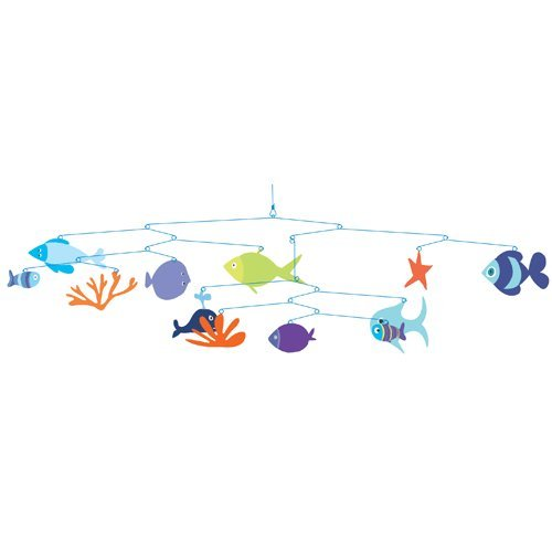 Djeco Toys Monde Marin Mobile DJE-DD04312