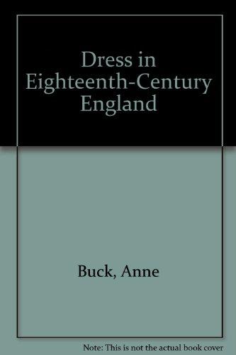 Dress in Eighteenth Century England