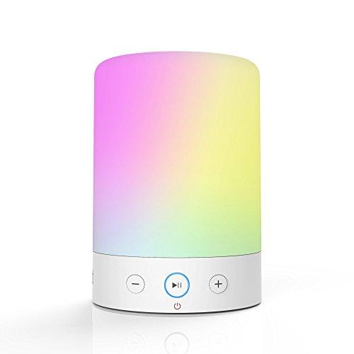 Romantic Bluetooth Touch Sensitive Speakerphone Hand free