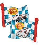 Speed Racer Flag - Speed Racer Flag Shape Giant 27