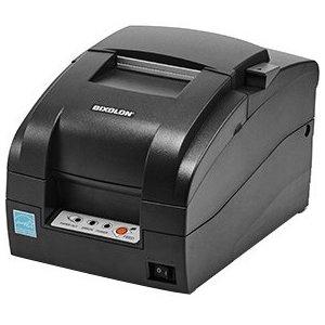 Bixolon SRP-275IIICOSG Series Srp-275III Impact PRINTER, Serial Interface, USB, Auto Cutter, black by BIXOLON