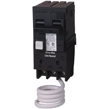 Siemens QF120 20-Amp 1 Pole 120-Volt Ground Fault Circuit ...