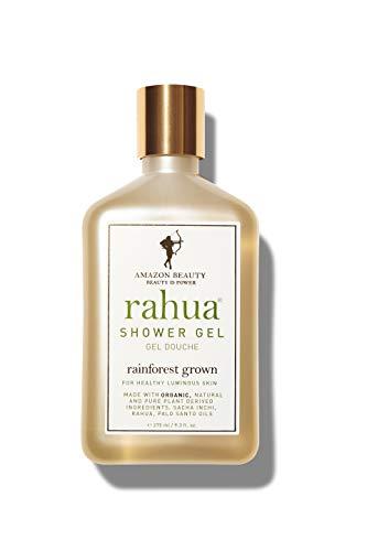 Rahua Shower Gel, Rainforest-grown Sacha Inchi and Rahua oils, Palo Santo