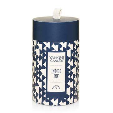 (Yankee Candle Wanderlust Collection-Indigo Ink Limited Edition Candle )