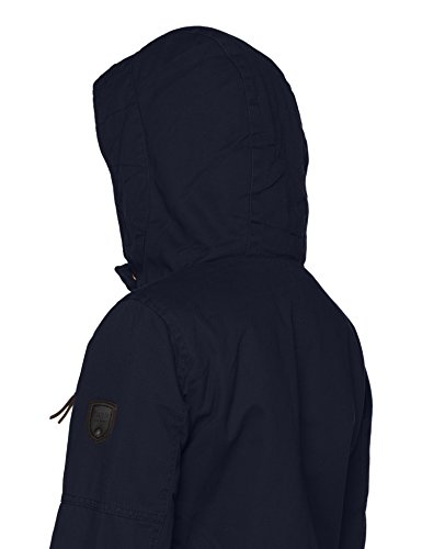 Sky Captain Sky Aw Bleu Parka Femme Jacket Only Cc Onlleeona Otw Canvas Captain 14nwxqFAz