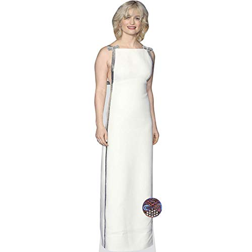 Alison Sudol (White Dress) Life Size Cutout