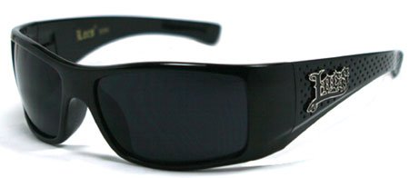 Dg Eyewear Wholesale - Black Locs Hard Core OG Dark Style Shades Gangster Sunglasses NEW 4085A