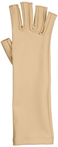 Rolyan Compression Glove, Right Handed Open Finger Glove,...