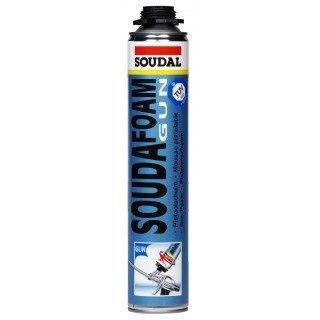 SOUDAL Soudafoam B3 arma extensible y fijación espuma: Amazon.es: Bricolaje y herramientas