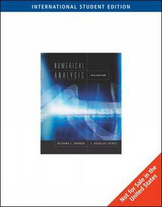 Download Numerical Analysis. Eighth Edition. pdf
