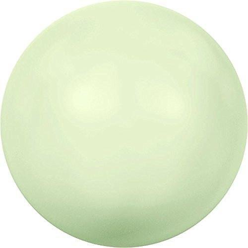 (5810 Swarovski Pearls Round Crystal Pastel Green Pearl | 12mm - Pack of 10 | Small & Wholesale Packs)