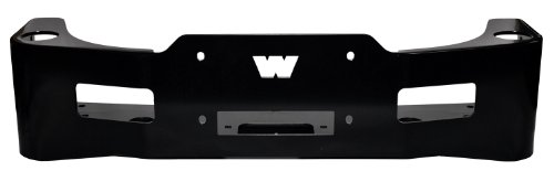 Warn 90110 GEN II Trans4mer Black Large Frame Winch Carrier Kit (Winch Carrier)