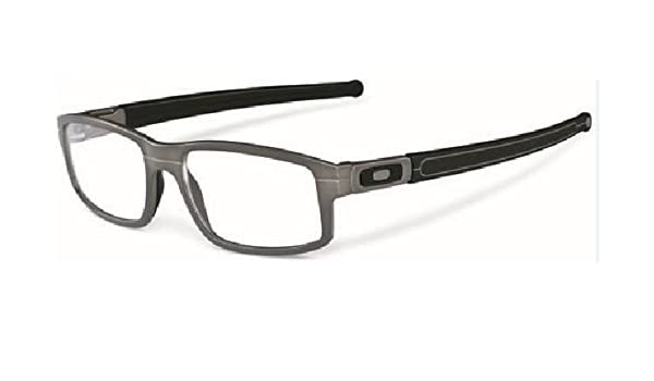 oakley eyeglasses men  Oakley Hollowpoint OX5075-0253 Cement Glasses for Men ...