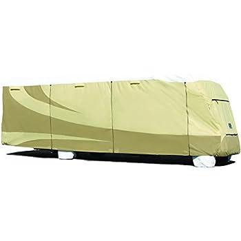 Amazon.com: ADCO 32815 Designer Series Tan/White Tyvek