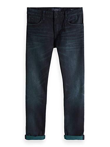 Jeans Uomo Blu Soda Da amp; 144841 Scotch xqCzHU