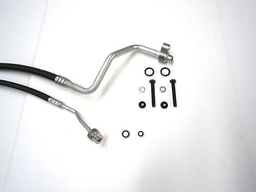 New Rear AC Line Kit Auxiliary AC Hose Kit 2002-2009 Chevy Trailblazer