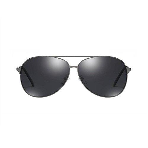 Lunettes UV400 Cadre 2 Providethebest Alliage Sunglass Conduite extérieur Coolsir Polarized de Lunettes Protection en Hommes BHWwzpqWT