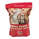 3 PACK APPLE SNACKS, Color: APPLE; Size: 5 POUND (Catalog Category: Equine Treats & Toys:TREATS & TOYS)