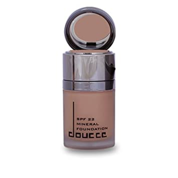 d5aa3357e2f Amazon.com : Doucce Mineral Foundation SPF 22, 6.6 Ounce : Foundation Makeup  : Beauty