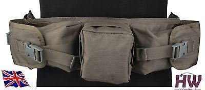 AIRSOFT EMERSON POUCH TACTICAL SNIPER STEALTH WAIST PACK BELT GREEN OD FG: Amazon.es: Deportes y aire libre